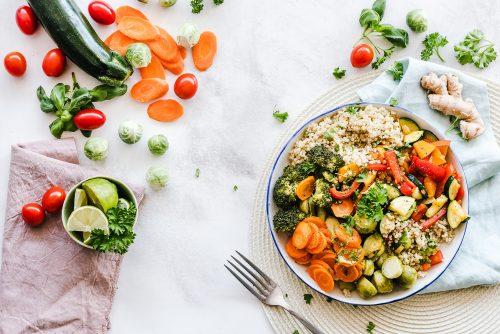 Gesund & aktiv - Das Ernährungsprogramm